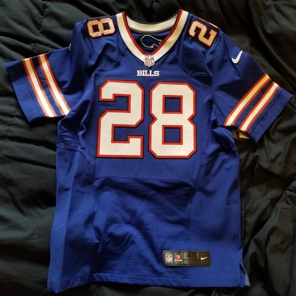 nike elite buffalo bills jersey